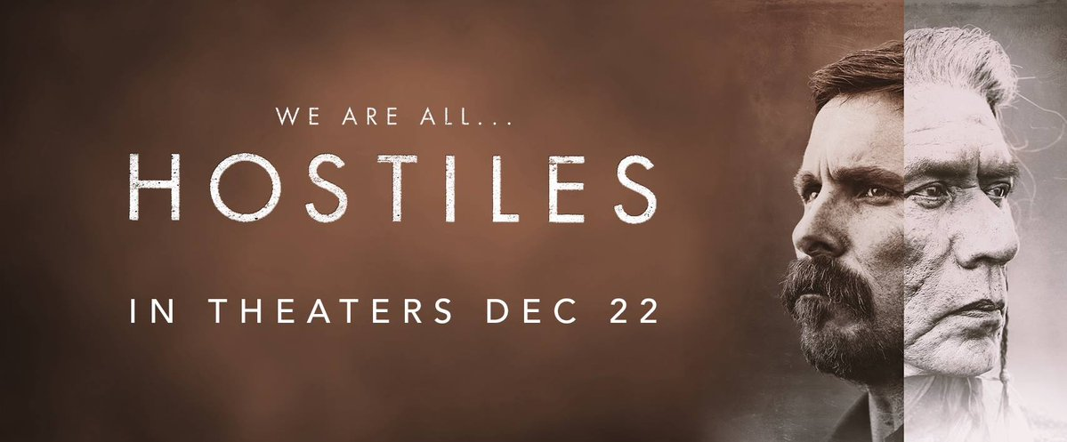 Image result for hostiles 2017 poster