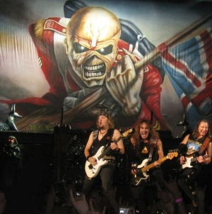 Iron Maiden 16.07.2020. u Beču