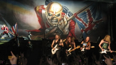 Iron Maiden 16.07.2020. u Beču