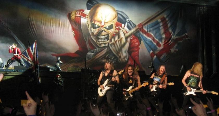 Iron Maiden najavio koncert u Zagrebu 24.07.2018