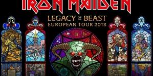 Iron Maiden u Tallinnu otvorio 'Legacy Of The Beast' turneju