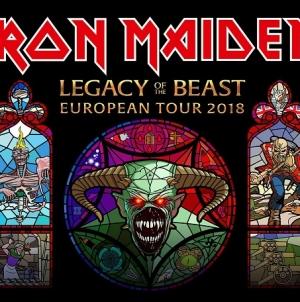 Ulaznice za koncert Iron Maidena u Zagrebu od danas u prodaji