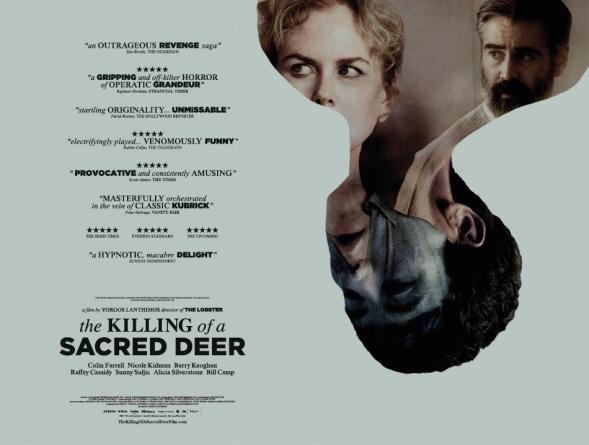 Ubistvo svetog jelena: Kako je reditelj Lantimos pridobio Nikol Kidman