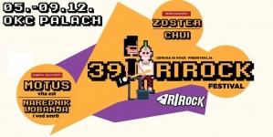 Chui, Zoster, Motus i Narednik Lobanja na 39. Ri Rock festu