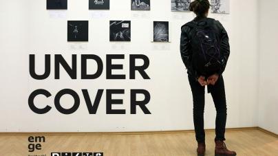 """Izložba omota albuma nezavisnih muzičara """"Under cover"""" u Uličnoj galeriji"""