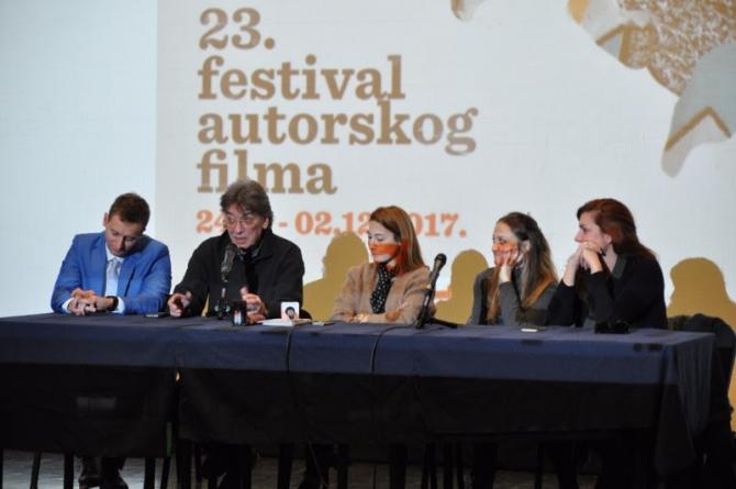 """Premijerno na 23. FAF-u: Ivana Mladenović predstavila film """"Vojnici. Priča iz Ferentarija"""""""