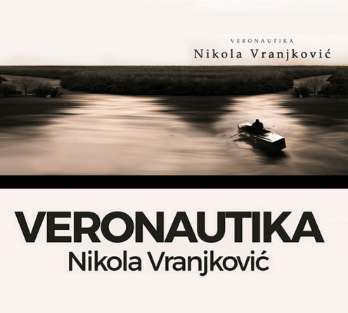 "Nikola Vranjković predstavio album ""Veronautika"""