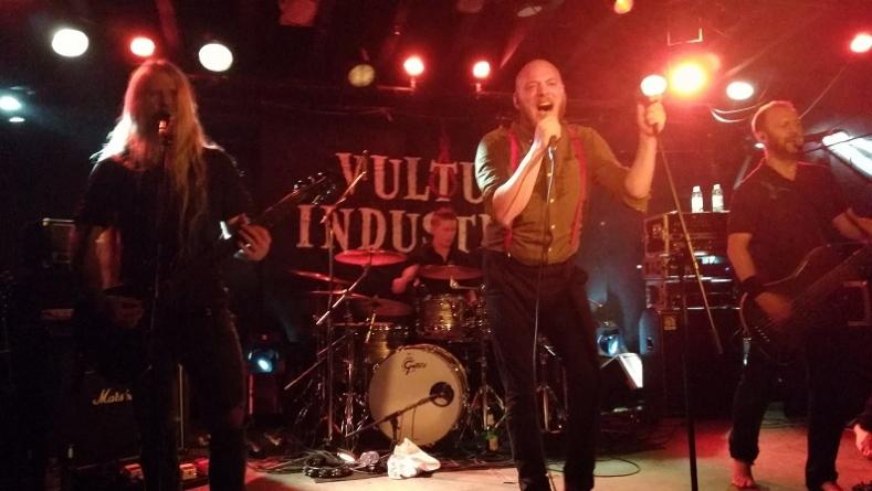 Bosi u norveškom vlakiću s Vulture Industries