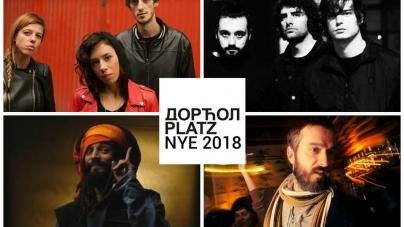 Novogodišnja alternativa 2018: Repetitor, Straight Mickey and the boyz, Hornsman Kojot