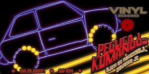 Peglica i Komandos 20. prosinca u Vinylu