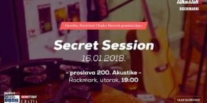 'Secret Session' u Rockmarku za 200. izdanje Akustike