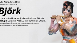 Bjork u Puli otvara sedmi Dimensions festival