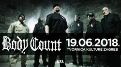 Body Count 19. lipnja 2018. u Tvornici kulture