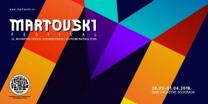 65. Martovski festival od 28. marta do 1. aprila u Domu omladine Beograda
