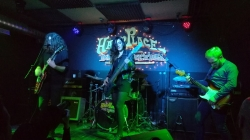 Njuške njuškama #6 u zagrebačkom Hard Placeu: Dobri duh rock'n'rolla
