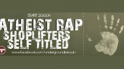 Atheist Rap, Shoplifters i Self Titled u Beočinu