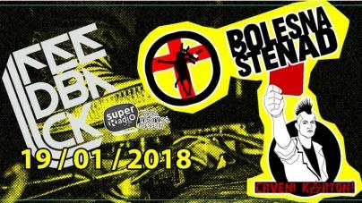 Crveni karton i Bolesna štenad 19. januara u Nišu
