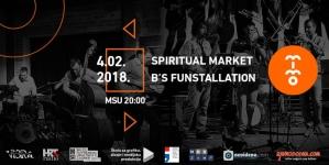 MIMO predstavlja Spiritual Market i B's Funstallation