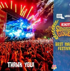 EXIT festival najbolji u Evropi