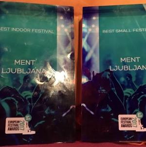 MENT Ljubljana proglašen za najbolji mali i najbolji klupski festival u Europi