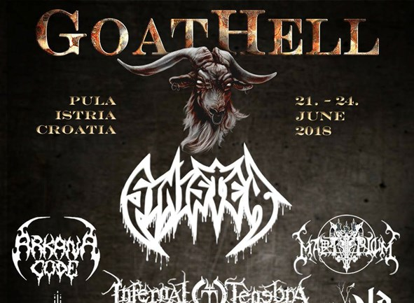 GoatHell Festival od 21. do 24. lipnja u Puli