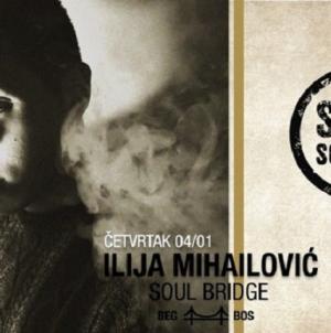 Ilija Mihailović sutra u klubu SOUL Society