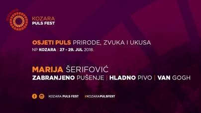 Kozara Puls Fest od 27. do 29. jula u Nacionalnom parku Kozara