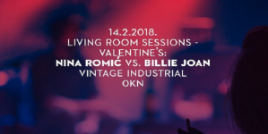 Living Room Sessions: Nina Romić vs Billie Joan u Vintageu