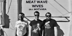 Meat Wave 28. siječnja u klubu Močvara
