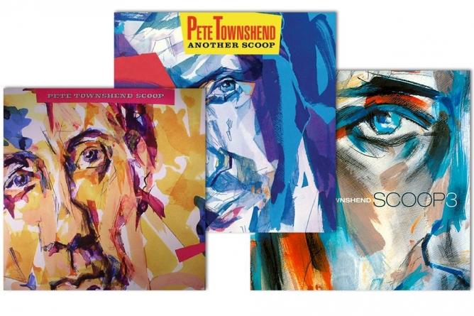 SCOOP – Serija izdanja Pete Townshenda