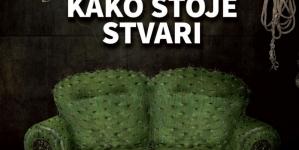 """Riccardo Staraj / Midnight blues band predstavlja novi album """"Kako stoje stvari"""" i spot """"Politička kuhinja"""""""