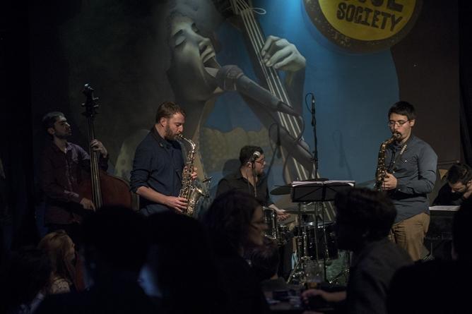 Schime Trio + 2 u klubu Soul Society