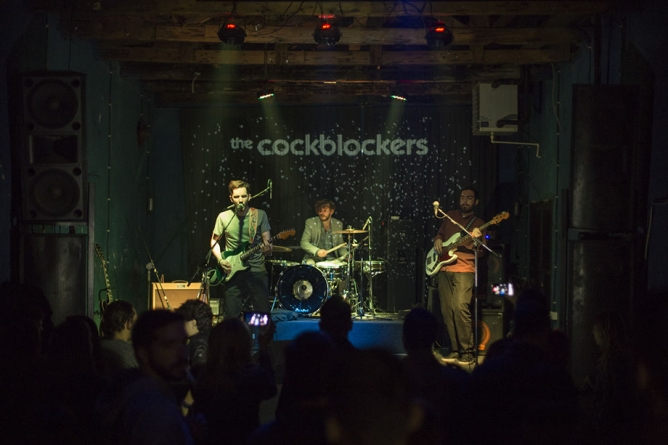 Novi nastupi grupe The Cockblockers