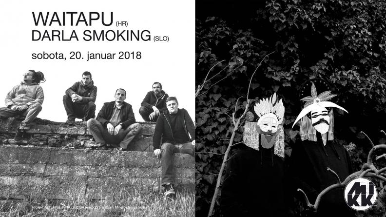 Waitapu nastupa u Murskoj Soboti