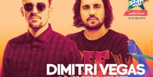 Najbolji svjetski DJ duo, Dimitri Vegas & Like Mike, donose ludnicu na Sea Star