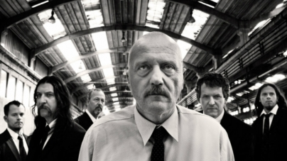 "Goran Šalamon (Demolition Group): ""Novi album praktično je snimljen"""