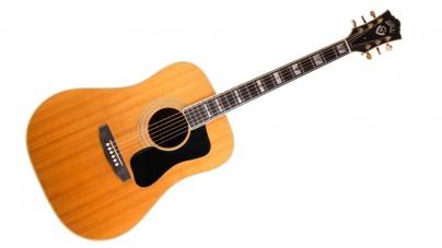 Gitara Erika Kleptona na aukciji