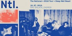 Počinje prodaja ulaznica za koncert The Nationala na Šalati