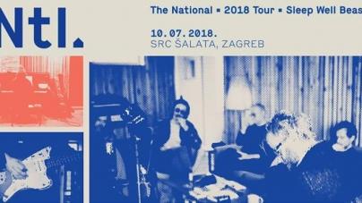 The National 10.7. dolaze na zagrebačku Šalatu