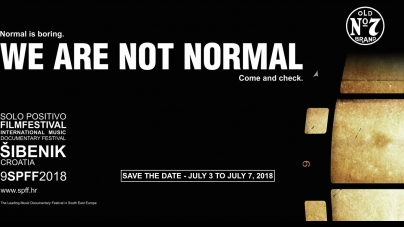 9. Solo Positivo Film Festival od 3. do 7. srpnja u Šibeniku