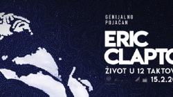 """""""Eric Clapton: Život u 12 taktova"""" od 15. 02. u kinima"""