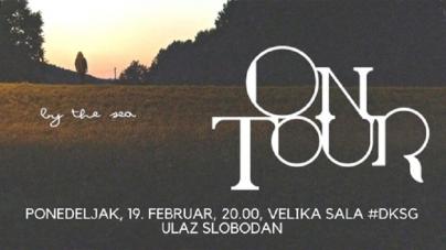 """On Tour 19. februara u Domu kulture """"Studentski grad"""""""
