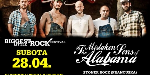 The Mistaken Sons Of Alabama drugo ime 5. Biggest Little Rock Festivala