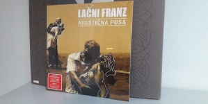 """Akustična pusa"" kultnog Lačnog Franza na vinilu"