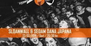 Sloanwall & Sedam dana Japana u Saxu
