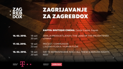 Pripremite se za ZagrebDox sa šest filmova u tri dana