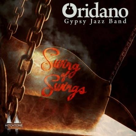 Oridano Gypsy Jazz Band objavljuje četvrto studijsko izdanje