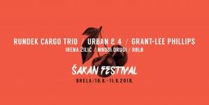 Šakan Festival najavljuje svoje treće izdanje u Brelima