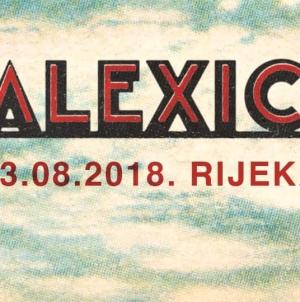 Riječki koncert Calexica dobio službeni vizual
