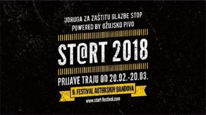 Festival autorskih bendova ST-@rt 2018 – prijave do 20. ožujka 2018.
